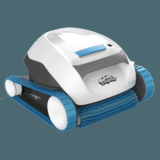 רובוט לניקוי בריכה דולפין S50
