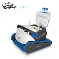 רובוט לניקוי בריכה דולפין S200