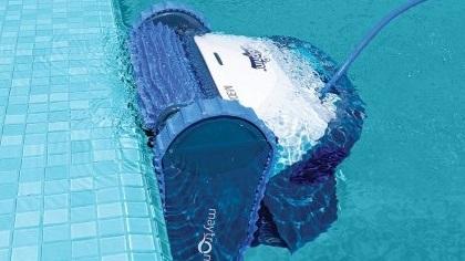 רובוט לניקוי בריכות דולפין S200 5