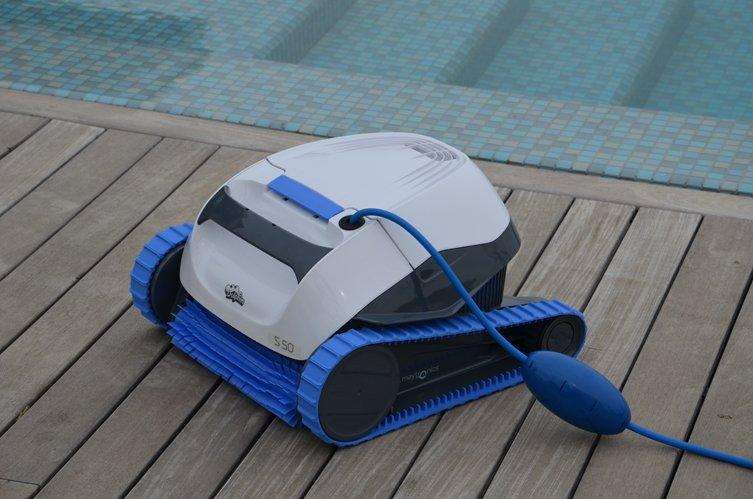 רובוט לניקוי בריכות דולפין S50