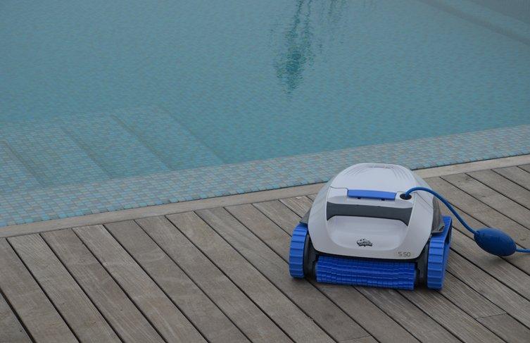 רובוט לניקוי בריכות דולפין S50 2