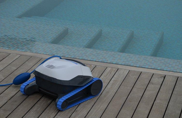 רובוט לניקוי בריכות דולפין S50 3