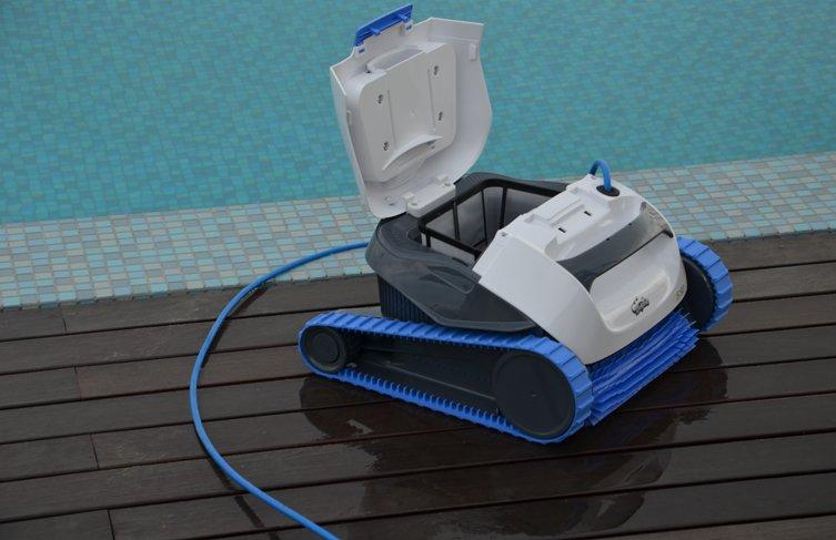 רובוט לניקוי בריכות דולפין S50 4