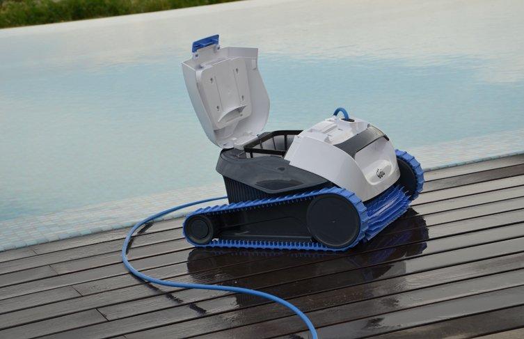 רובוט לניקוי בריכות דולפין S50 5