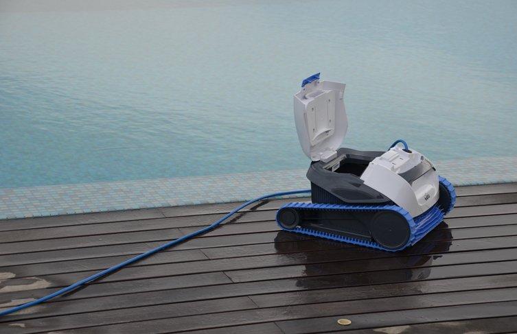 רובוט לניקוי בריכות דולפין S50 6