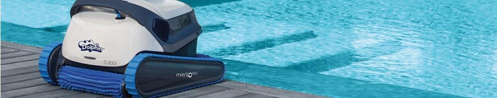 רובוטים לניקוי בריכות דולפין