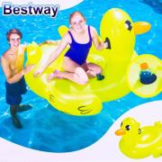 ברווז צהוב מתנפח