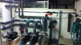 חדרי מכונות לבריכות פרטיות