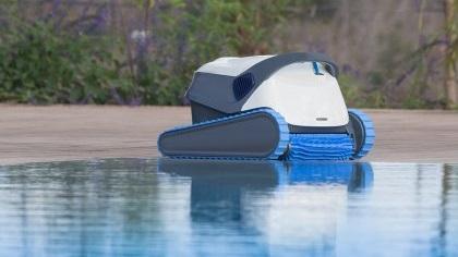 רובוט לניקוי בריכות דולפין S200 3