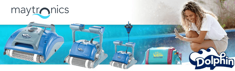 רובוטים לבריכות ביתיות